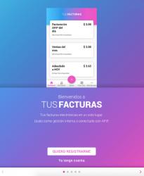 Captura de Pantalla 2 de Facturador Móvil de TusFacturas.app para android