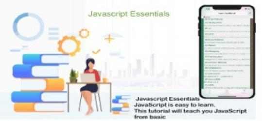 Screenshot 1 de Javascript Essentials para iphone