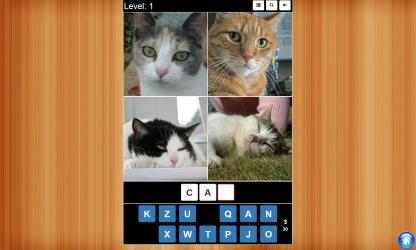 Screenshot 1 de Guess 4 Pics 1 Word para windows
