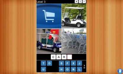 Captura 4 de Guess 4 Pics 1 Word para windows