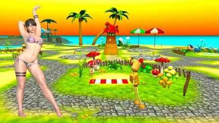 Screenshot 1 de Tropical Island BeachDancer [HD+] para windows