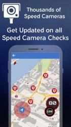 Screenshot 5 de Detector de camara de velocidad - radar de policia para android