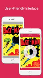 Captura 1 de Comics Book Reader para iphone