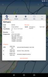 Captura de Pantalla 10 de Avia Maps Aeronautical Charts para android
