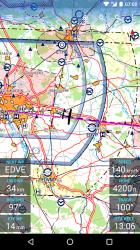 Screenshot 2 de Avia Maps Aeronautical Charts para android