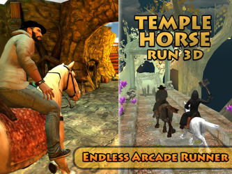Captura 6 de Templo del Caballo Run 3D para android