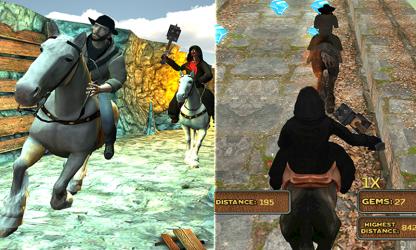 Imágen 4 de Templo del Caballo Run 3D para android