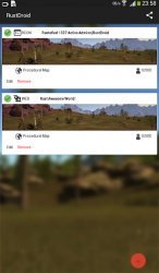 Screenshot 8 de RustDroid: Rust Server Admin para android