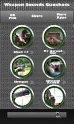 Captura 1 de Armas - Sonidos e Tonos Para Celular para windows