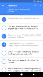 Screenshot 3 de Playbook for Developers - Crea una app exitosa para android