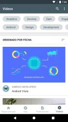 Screenshot 6 de Playbook for Developers - Crea una app exitosa para android