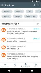 Screenshot 5 de Playbook for Developers - Crea una app exitosa para android