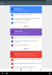 Captura 11 de Playbook for Developers - Crea una app exitosa para android