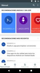 Captura de Pantalla 2 de Playbook for Developers - Crea una app exitosa para android