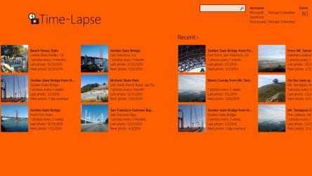 Captura 2 de Time-Lapse para windows