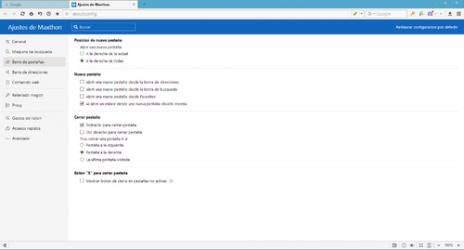 Imágen 1 de Maxthon para windows