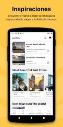 Captura de Pantalla 5 de Lambus | Planificación de viajes para android