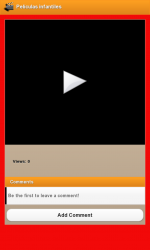 Screenshot 2 de Peliculas infantiles gratis para windows