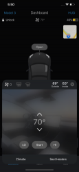 Screenshot 2 de AutoMate para Tesla para iphone