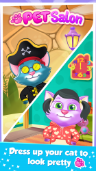 Imágen 3 de Pet Salon: Kitty Dress Up Game para windows