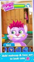 Captura de Pantalla 4 de Pet Salon: Kitty Dress Up Game para windows