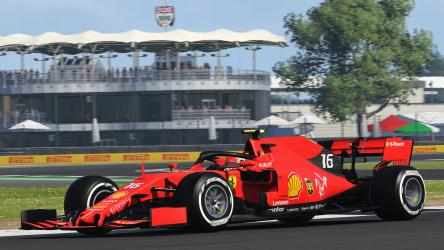Captura 1 de F1 2019 PC GP para windows