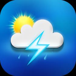 Captura de Pantalla 7 de WeatherPro: pronóstico, radar y widgets para android