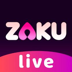 Captura 1 de ZAKU live - vídeo chat aleatorio para android
