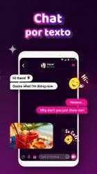 Captura 6 de ZAKU live - vídeo chat aleatorio para android