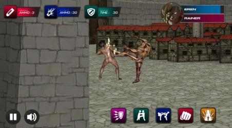 Captura 9 de Attack On Titan para android