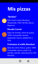 Captura 10 de Dominos Pizza España para windows