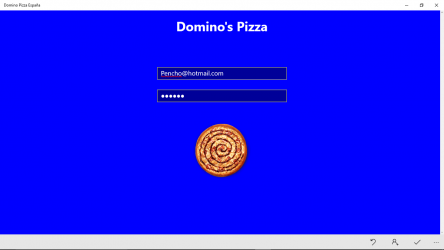 Screenshot 6 de Dominos Pizza España para windows