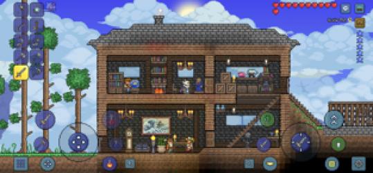 Captura 1 de Terraria para iphone