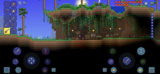 Screenshot 3 de Terraria para iphone