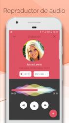 Captura de Pantalla 4 de Call Recorder - Grabador de llamadas - CallsBOX para android