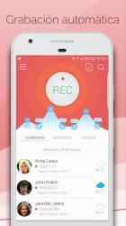 Captura de Pantalla 2 de Call Recorder - Grabador de llamadas - CallsBOX para android