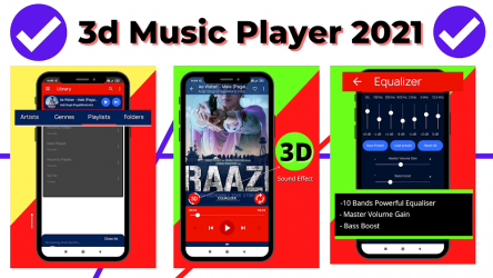 Imágen 9 de Dolby Music Player - With 3d Surround Equalizer para android