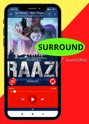 Screenshot 7 de Dolby Music Player - With 3d Surround Equalizer para android