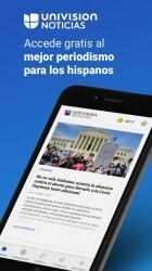 Captura 2 de Univision Noticias para android