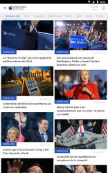 Captura 10 de Univision Noticias para android