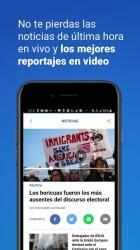 Captura 4 de Univision Noticias para android