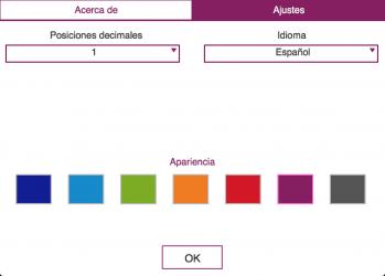 Imágen 7 de TDEE + BMR + BMI Calculator para windows