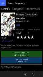 Captura 3 de Manga Blaze para windows
