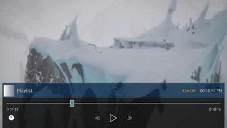 Captura de Pantalla 4 de Duplex IPTV 4k player TV Box Clue para android
