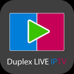 Captura de Pantalla 1 de Duplex IPTV 4k player TV Box Clue para android