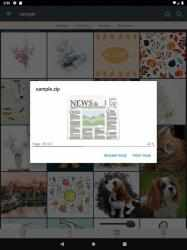 Captura 12 de ComicScreen - ComicViewer para android
