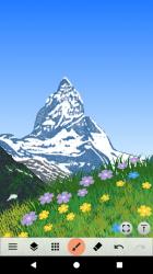 Screenshot 4 de Paint Art / Herramientas de dibujo para android