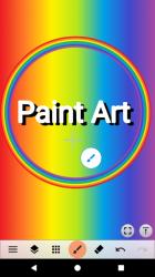 Screenshot 2 de Paint Art / Herramientas de dibujo para android