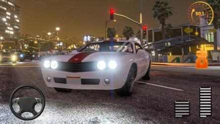 Imágen 6 de Super Car Simulator 3D: juego de coches urbanos para android