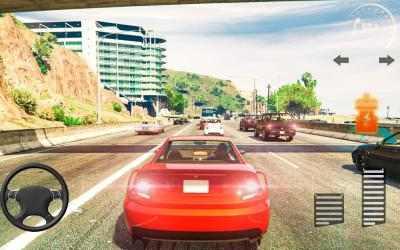 Screenshot 9 de Super Car Simulator 3D: juego de coches urbanos para android